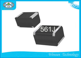 China 1812 Ferrite Wire Wound Inductor 560uH TDK Good Heat Durability For Modems supplier