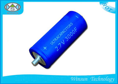 China Screw 3000F Super Capacitor Big Size 2.7V For Large Current Start Device distributor
