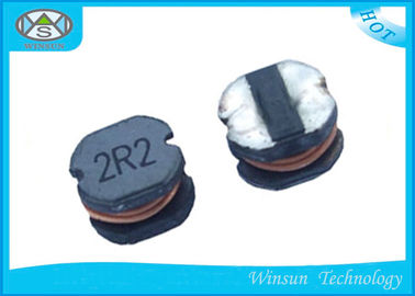 China Unshielded Magnetic SMD Power Inductor High Saturation WSCD Series For LCD Television distributor